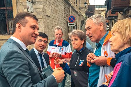 Парламенты России и Азербайджана вместе отмечают День Победы