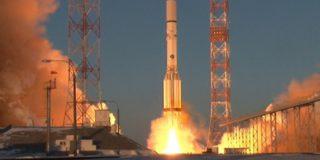 Роскосмос сообщил о запуске украинского спутника «Лебедь»