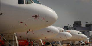 Воздушное пространство между Россией и Египтом временно закрыто