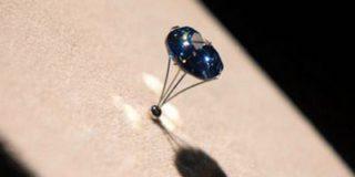 Бриллиант «Blue Moon» ушел с молотка