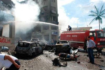 турция, теракт, взрыв, терроризм, стамбул, в мире