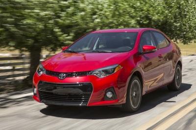 Toyota Corolla побила рекорд продаж в 2015 году