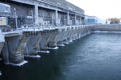 Новосибирскую ГЭС проверяют на угрозу взрыва