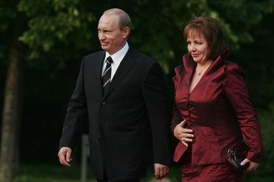 Людмила Путина устроила личную жизнь