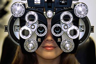 Ученые: страх снижает зрение человека