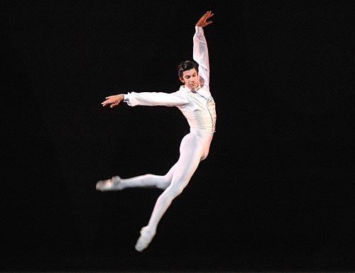 Николай Цискаридзе в Президентской библиотеке поделится своим мнением о русской балетной школе