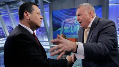 Кандидатов принудили к теледебатам