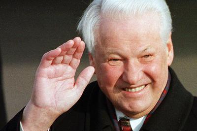 Опрос: Отношение россиян к Ельцину снижается