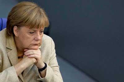Меркель: Россия пока не заслужила отмены санкций