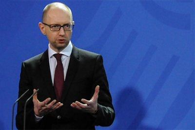 Рада Украины не стала отправлять Яценюка в отставку