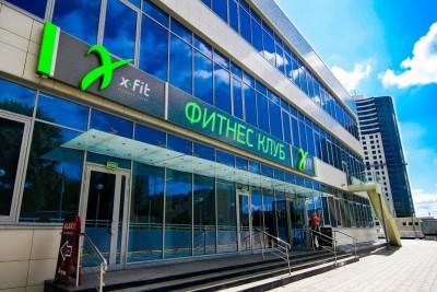 В X-Fit Чистые Пруды Premium прошла презентация программы Aqua Fit Boxe для СМИ