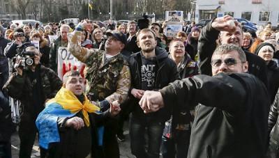 ЛДПР заявила о необходимости отправки отряда спецназа в Киев