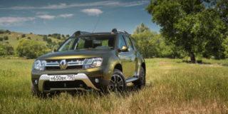Renault Duster в прошлом месяце побил рекорды продаж