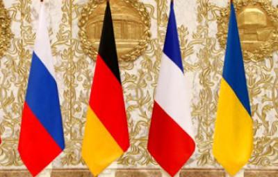 """Министры """"Нормандской четверки"""" не смогли договориться о выборах в Донбассе из-за Киева"""