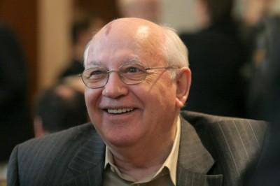 Сегодня Михаил Горбачев празднует юбилей