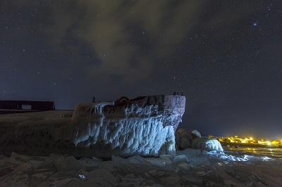 Журнал «National Geographic Россия» при участии АНО «Корпорация развития туризма Байкальского региона» представляет итоги фотоэкспедиции «Ледяной Байкал»