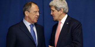 Лавров и Керри обсудили перемирие в Сирии