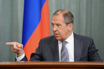 """Лавров: Наступление мира на Украине """"тормозит"""" сам Киев"""
