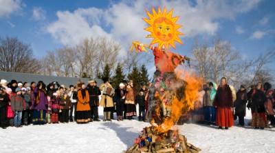 На Манежной площади пройдет необычное празднование Масленицы