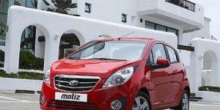 Daewoo Matiz по-прежнему лидирует в рейтинге дешевых автомобилей