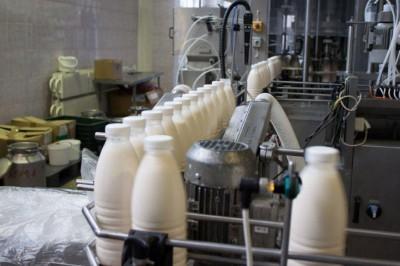 Из России убегает молоко