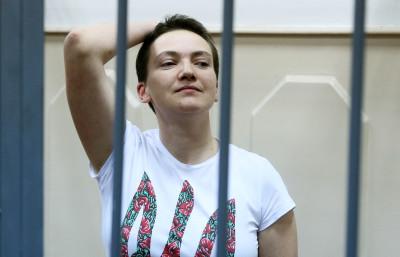 США потребовали освободить Савченко