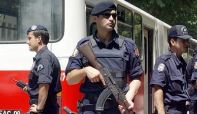 В Турции стражи порядка разогнали резиновыми пулями митингующих женщин