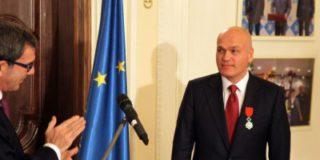 Президент российской шахматной федерации награжден орденом почетного легиона