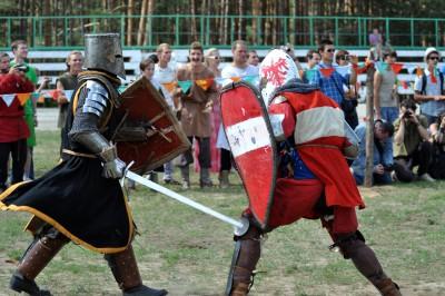 В начале мая в Москве пройдет рыцарский «Турнир Святого Георгия»