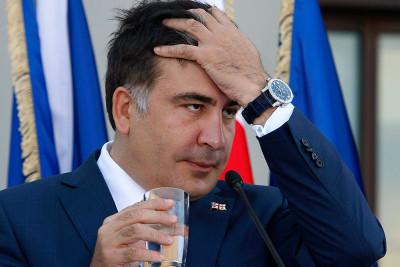 Отставки Саакашвили желают уже 30 тысяч одесситов