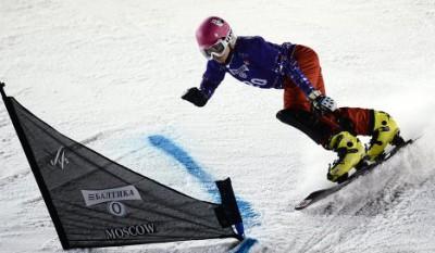 Россиянка победила в финале Кубка мира в параллельном слаломе