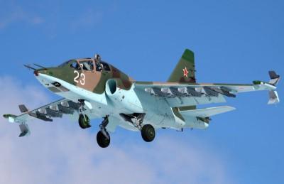 В Приморье потерпел крушение Су-25