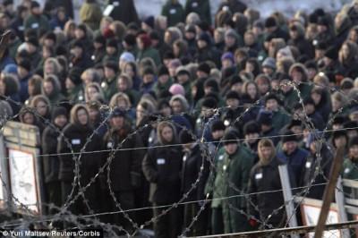 Россия стала лидером по числу осужденных женщин