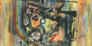 Компания «Ультра Продакшн» представляет: 22 марта ВПЕРВЫЕ НА ВИНИЛЕ NOIZE MC Релиз альбома «Hard Reboot 3.0»