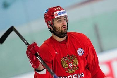Александр Радулов не появился на сборах - в Новогорске.