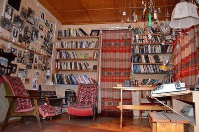 Дом-музей Булата Окуджавы войдет в Переделкинскую группу литературных музеев