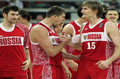 17-го апреля решится вопрос об участии команды России в Евробаскете-2017