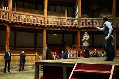 Британия отметила 400-летие смерти Вильяма Шекспира