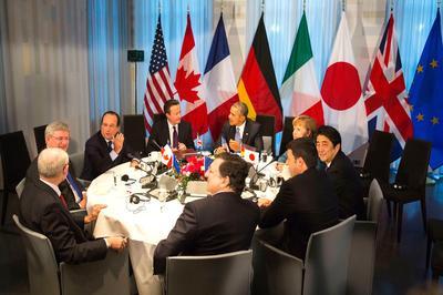 Санкции ужесточить, Крым не признавать – итоги саммита «Большой семерки»