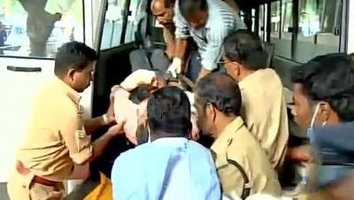 Пожар в индийском штате Керала случился во время празднования религиозного праздника