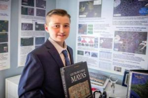 Школьник обнаружил связь между созвездиями в ночном небе и пропавшими городами индейцев