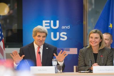 Джон Керри хочет защитить Европу, от «Северного потока - 2»