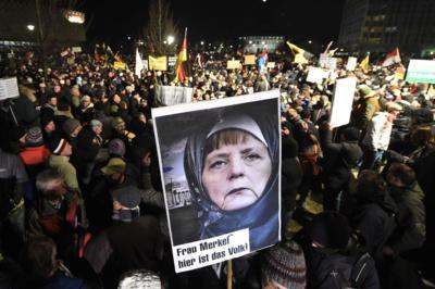 Законопослушных граждан Германии заставляют идти в экстремисты