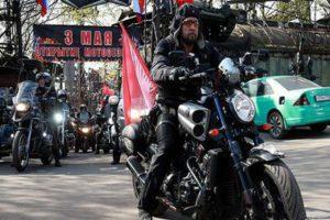 Мотопробег российских байкеров, в честь Дня Победы, вновь не по нраву властям Польши