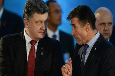 Бывший генсек НАТО начал свою карьеру на Украине
