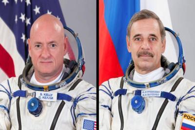"""""""A year in space"""": год пребывания на орбите - в книге американского астронавта"""