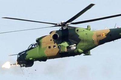 СМИ: неопознанный вертолет отбомбился по элитному поселку под Киевом