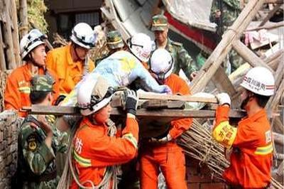 Такой ураган посещает Китай раз в полвека