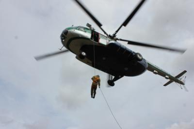 Вертолёт МЧС обнаружил четырнадцатую жертву злополучного сплава на Сямозере