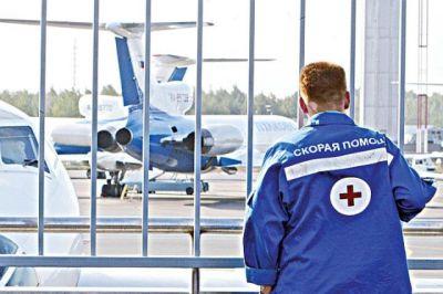 Смерть на борту… На борту самолета, следовавшего по маршруту Грозный – Москва, умер шестилетний мальчик